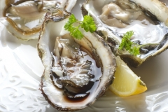 fresh french oyster